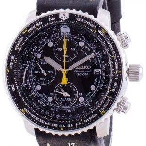 Seiko Pilot's Flight SNA411P1-VAR-LS16 Quartz Chronograph 200M Men's Watch