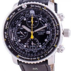Seiko Pilot's Flight SNA411P1-VAR-LS6 Quartz Chronograph 200M Men's Watch