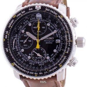 Seiko Pilot's Flight SNA411P1-VAR-LS7 Quartz Chronograph 200M Men's Watch