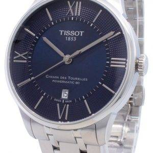 Tissot Chemin Des Tourelles T099.407.11.048.00 T0994071104800 Automatic Men's Watch