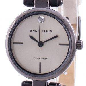 Anne Klein Genuine Diamond 3513GYCR Quartz Women's Watch