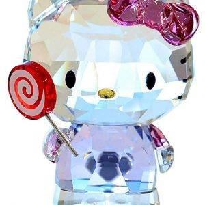 Swarovski 5269295 Hello Kitty Lollipop Crystal Figurine