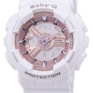 Casio Baby-G World Time Analog-Digital BA-110-7A1 Women's Watch