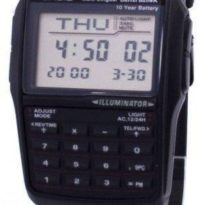Casio Digital Data Bank 5 Alarm Multi-Lingual DBC-32-1ADF DBC-32-1A Men's Watch