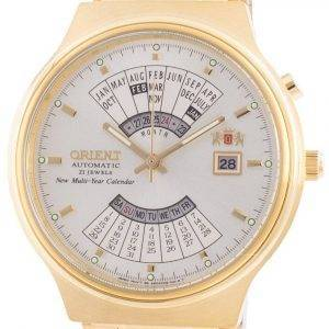 Orient Automatic FEU00008C Multi-Year Calendar Men's Watch