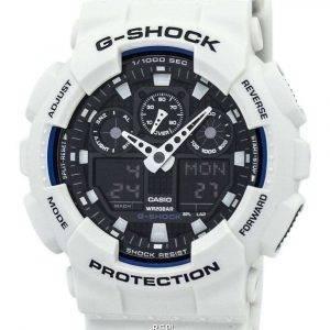 Casio G-Shock Analog Digital Shock Resistant GA-100B-7A GA100B-7A Men's Watch