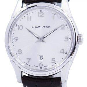 Hamilton Jazzmaster Thinline Quartz H38511553 Men's Watch