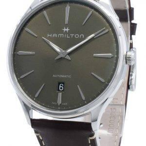 Hamilton Jazzmaster Thinline H38525561 Automatic Men's Watch