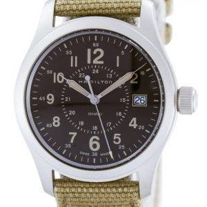 Hamilton Khaki Filed Quartz Swiss Made H68201993 Men's Watch