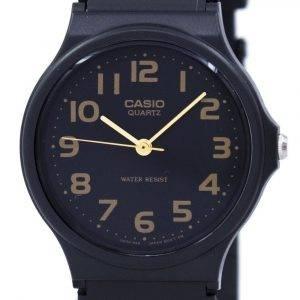 Casio Classic Quartz Black Strap MQ-24-1B2LDF MQ24-1B2LDF Men's Watch