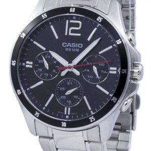 Casio Enticer Analog Quartz MTP-1374D-1AV MTP1374D-1AV Men's Watch