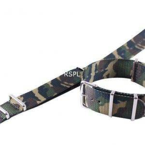 Army Nato Strap 22mm For SKX007, SKX009, SKX011, SRP497, SRP641