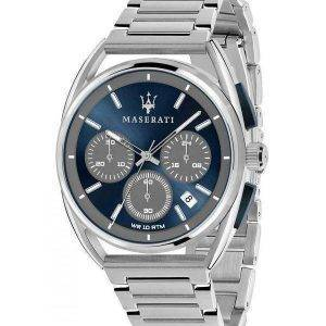 Maserati Trimarano Chronograph Quartz R8873632004 Men's Watch
