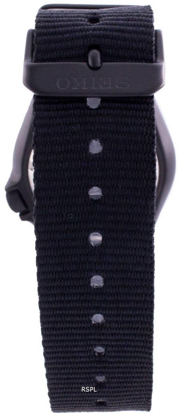 Seiko 5 Sports Street Style Automatic SRPD81 SRPD81K1 SRPD81K 100M Men's Watch