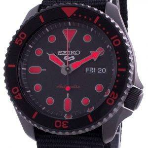Seiko 5 Sports Street Style Automatic SRPD83 SRPD83K1 SRPD83K 100M Men's Watch