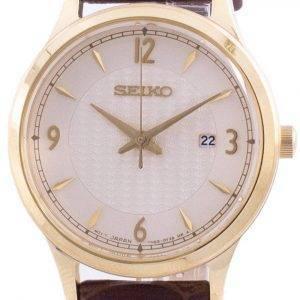 Seiko Classic SXDG96 SXDG96P1 SXDG96P Quartz 100M Women's Watch