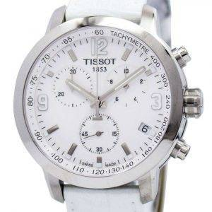 Tissot PRC 200 Quartz Chronograph T055.417.16.017.00 T0554171601700 Men's Watch