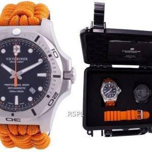 Victorinox Swiss Army I.N.O.X. Professional Diver Anti-Magnetic 241845 Quartz 200M Men's Watch