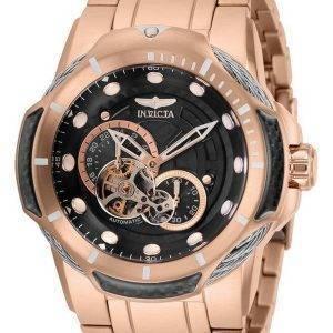 Invicta Bolt Automatic 31953 Chronograph Open Heart 100M Men's Watch