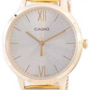 Casio Analog Quartz LTP-E157MG-9A LTPE157MG-9 Women's Watch