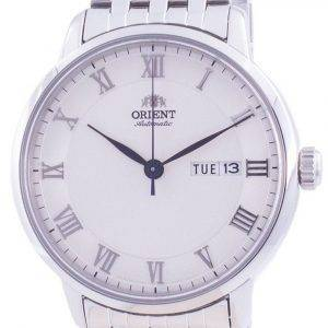 Orient Classic White Dial Automatic RA-AA0A04S0BD 100M Men's Watch