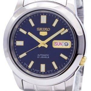 Seiko 5 Automatic 21 Jewels Japan Made SNKK11 SNKK11J1 SNKK11J Men's Watch