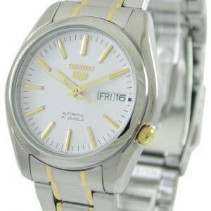 Seiko 5 Automatic 21 Jewels SNKL47 SNKL47K1 SNKL47K Men's Watch