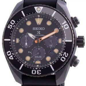 Seiko Prospex Diver's Sumo SSC761 SSC761J1 SSC761J Solar Chronograph Limited Edition 200M Men's Watch