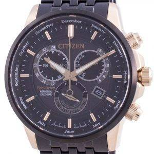 Citizen Perpetual Chronograph Eco-Drive BL8156-80E 100M Men's Watch