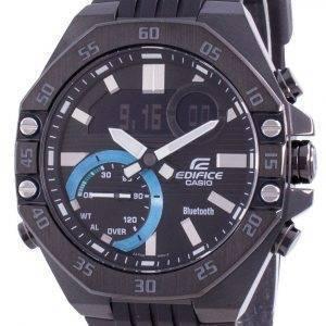 Casio Edifice Smartphone Link World Time Quartz ECB-10PB-1A ECB10PB-1A 100M Men's Watch