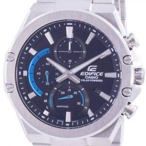 Casio Edifice Chronograph Solar EFS-S560D-1A EFSS560D-1A 100M Men's Watch