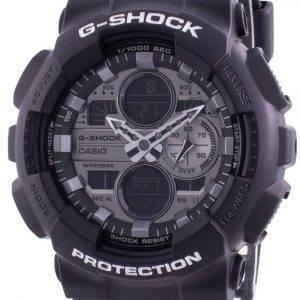 Casio G-Shock World Time Shock Resistant GA-140GM-1A1 GA140GM-1A1 200M Mens Watch
