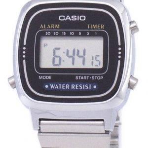 Casio Digital Classic Alarm Timer LA670WA-1DF LA670WA-1 Women's Watch
