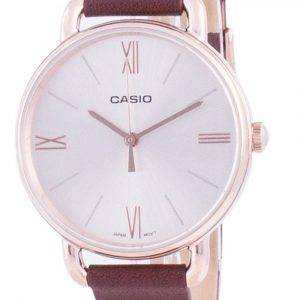 Casio Rose Gold Tone Dial Quartz LTP-E414PL-5A LTPE414PL-5A Women's Watch