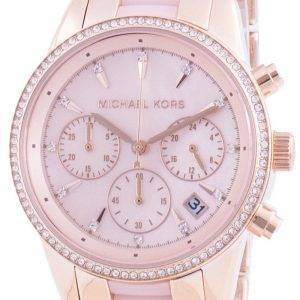 Michael Kors Ritz Diamond Accents Quartz MK6769 Women's Watch