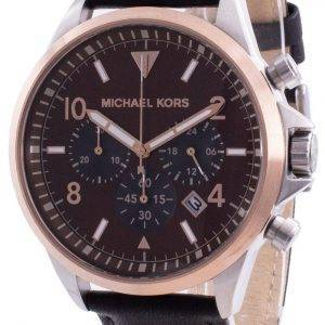 Michael Kors Gage Chronograph Quartz MK8786 100M Mens Watch