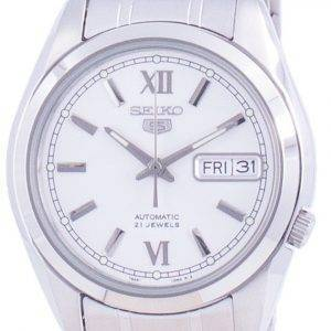 Seiko 5 Automatic Silver Dial SNKL51 SNKL51K1 SNKL51K Men's Watch