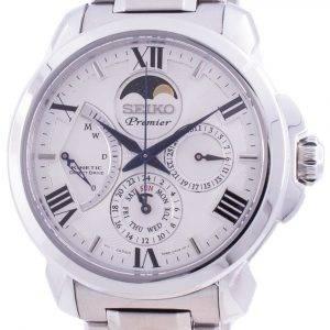 Seiko Premier Chronograph Kinetic Direct Drive SRX015 SRX015P1 SRX015P 100M Men's Watch
