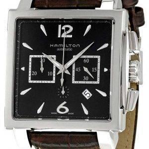 Hamilton Jazzmaster Square H32666535 Automatic Chronograph Men's Watch