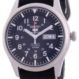 Seiko 5 Sports Blue Dial Automatic SNZG11K1-var-LS19 100M Men's Watch