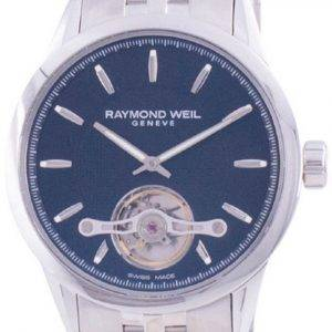 Raymond Weil Freelancer Geneve Open Heart Dial Automatic 2780-ST-20001 100M Mens Watch