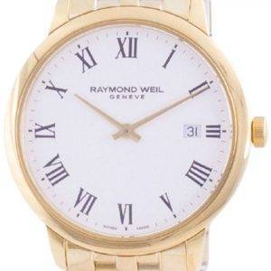 Raymond Weil Toccata Geneve Quartz 5485-P-00300 Mens Watch