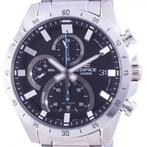 Casio Edifice Standard Chronograph Quartz EFR-571D-1A EFR571D-1 100M Mens Watch