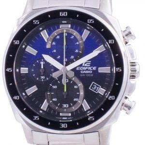 Casio Edifice Standard Chronograph Quartz EFV-600D-2A EFV600D-2 100M Mens Watch