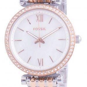 Fossil Carlie Mini Diamond Accents Quartz ES4649 Womens Watch