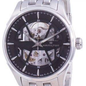 Hamilton Jazzmaster Skeleton Dial Automatic H42535180 Mens Watch