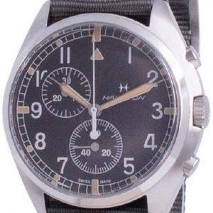Hamilton Khaki Aviation Pilot Pioneer Chronograph Quartz H76522931 100M Mens Watch