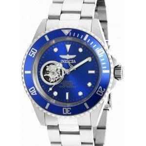 Invicta Pro Diver Professional Open Heart Dial Automatic 20434 200M Mens Watch