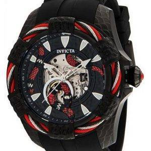 Invicta Bolt Semi Skeleton Dial Automatic 32324 100M Mens Watch