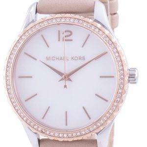 Michael Kors Layton Diamond Accents Quartz MK2910 Womens Watch